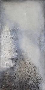 500 x 1.000 | Raumentfaltung I (Mischtechnik auf LW)W